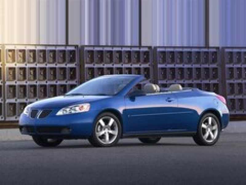 2009 Pontiac G6 1 CarSoup