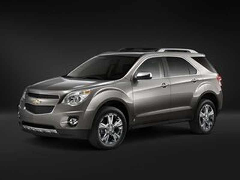 2010 Chevrolet Equinox LT1 1 CarSoup