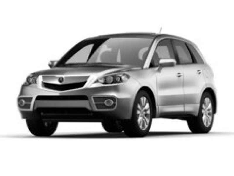2011 Acura RDX Sh-Awd 1 CarSoup