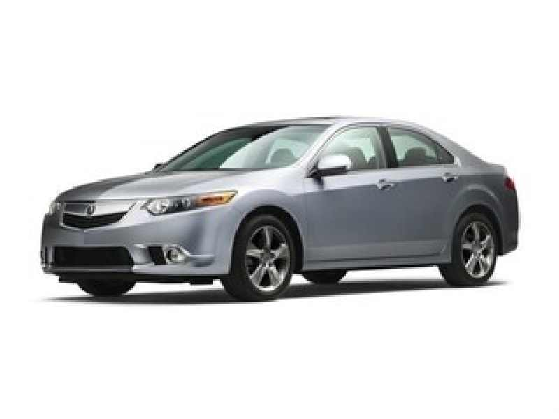 2012 Acura TSX Technology Package 1 CarSoup