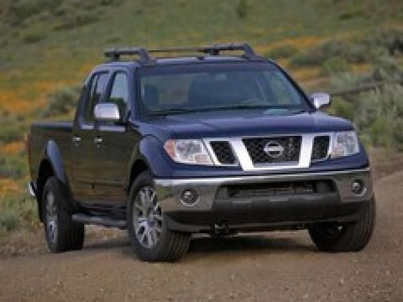2012 Nissan Frontier SV 1 CarSoup