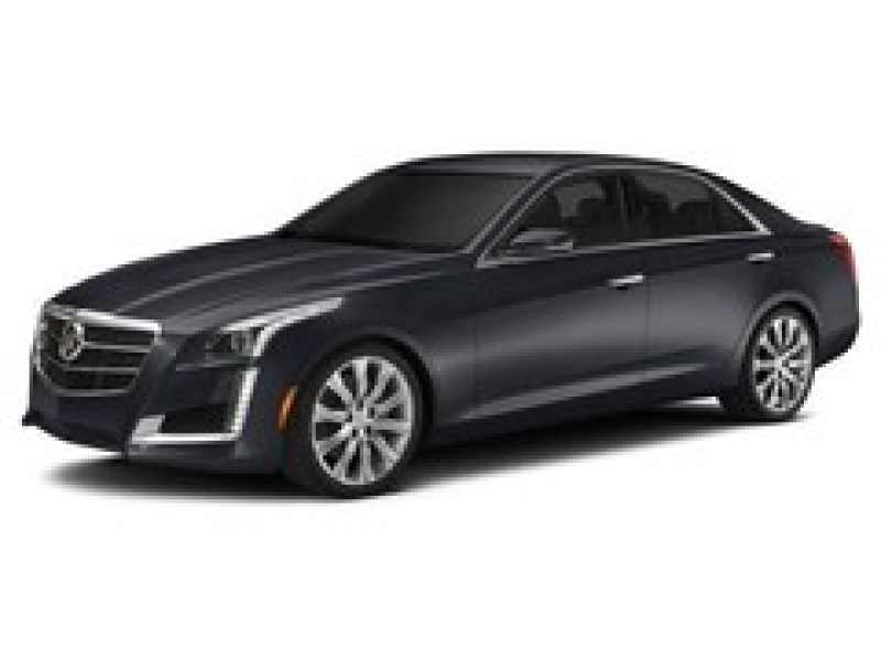 2014 Cadillac CTS Vsport 1 CarSoup