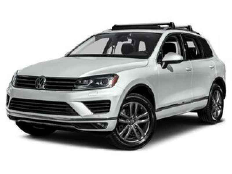 2016 Volkswagen Touareg TDI Executive 1 CarSoup