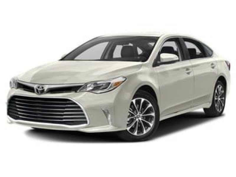 2018 Toyota Avalon XLE 1 CarSoup
