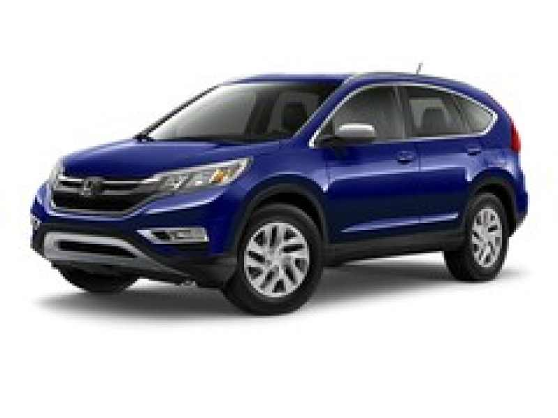 2016 Honda Cr-V Ex-L 1 CarSoup