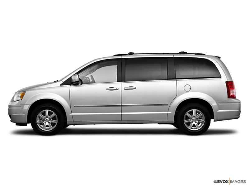 2010 Chrysler Town and Country Touring 1 CarSoup