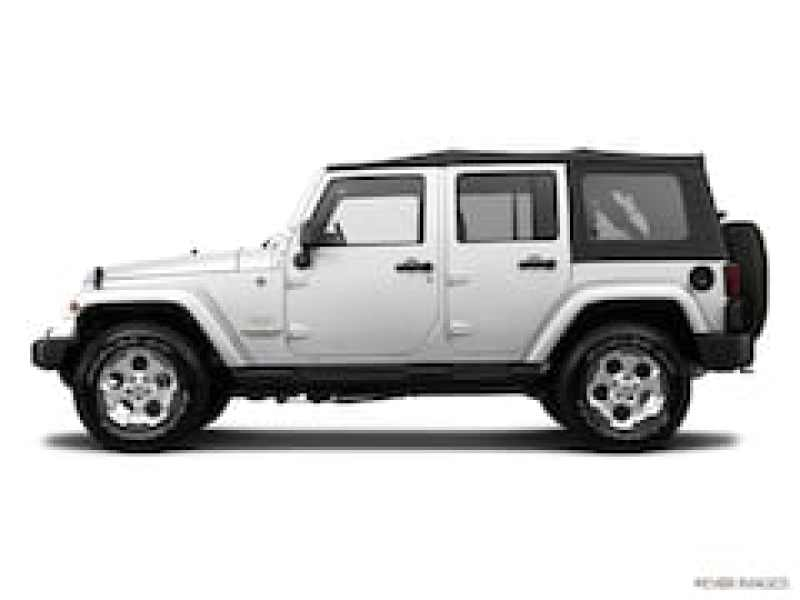 2014 Jeep Wrangler Unlimited Sport 1 CarSoup