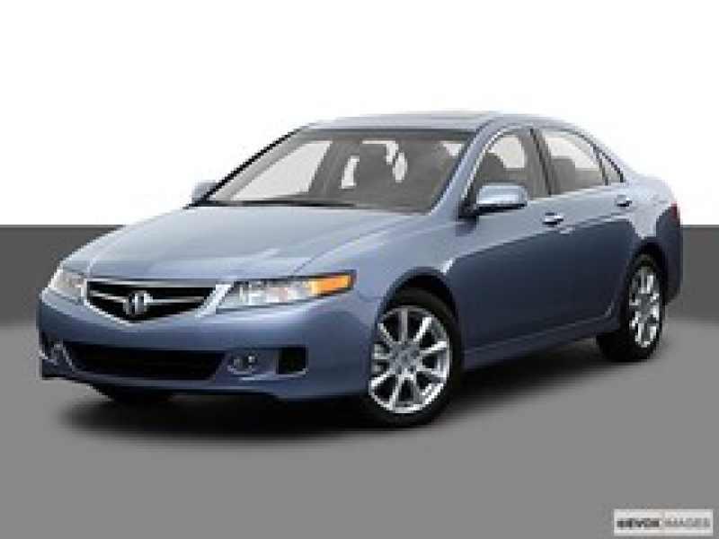 2008 Acura TSX Base 1 CarSoup