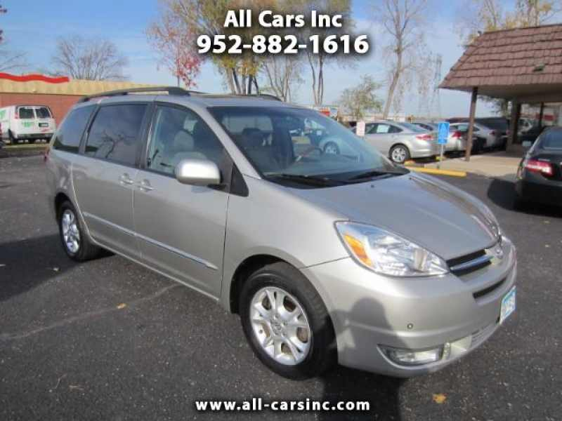 2005 Toyota Sienna XLE 7-Passenger 1 CarSoup
