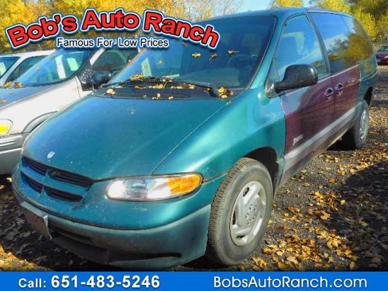 2000 Dodge Grand Caravan SE 1 CarSoup