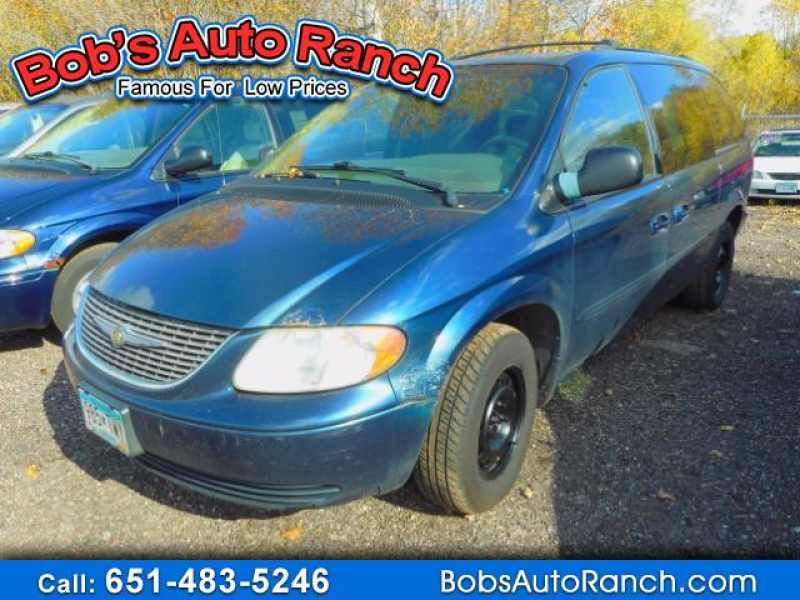2002 Chrysler Town and Country EL 1 CarSoup