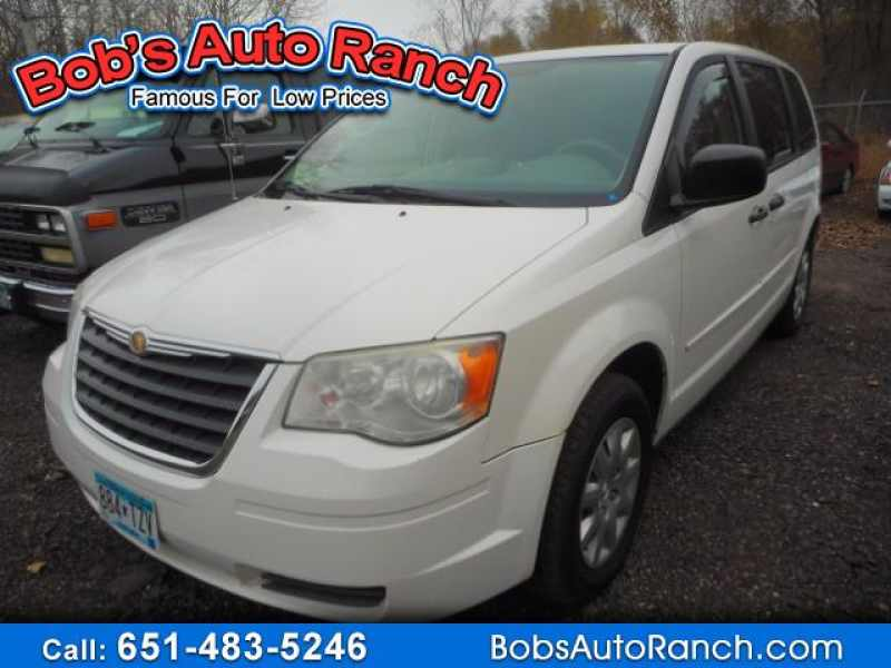 2008 Chrysler Town and Country LX 1 CarSoup