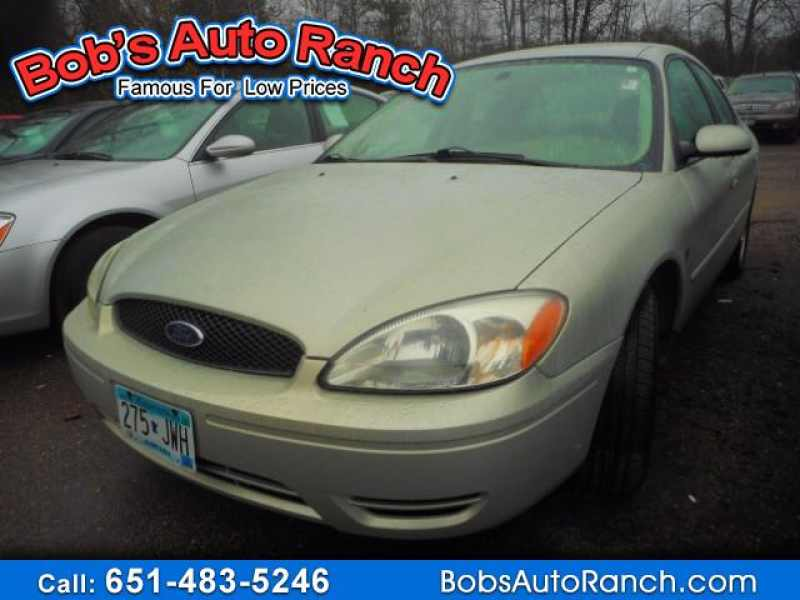 2004 Ford Taurus SES 1 CarSoup
