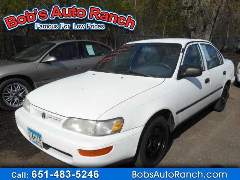 1996 Toyota Corolla Base 1 CarSoup