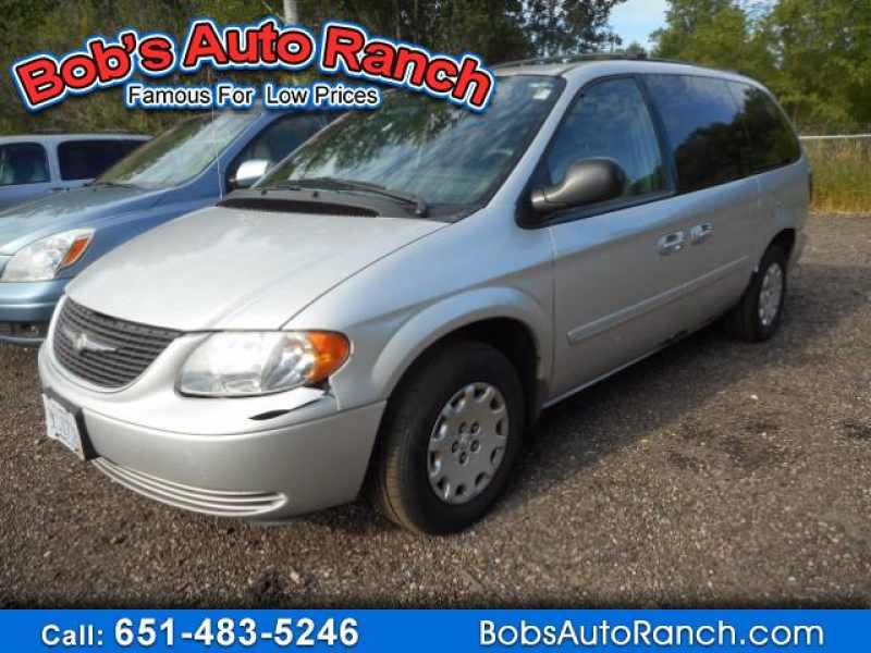 2004 Chrysler Town and Country LX Family Value 1 CarSoup