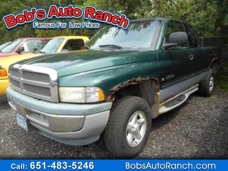 1998 Dodge Ram 1500 Club Cab 6.5-Ft. Bed 4WD 1 CarSoup