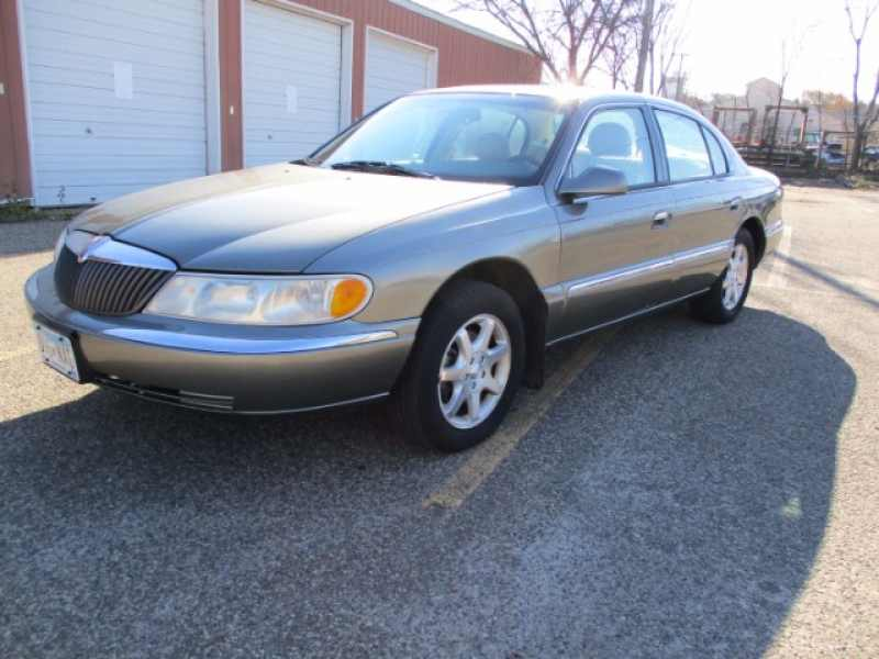 2000 Lincoln Continental Base 1 CarSoup