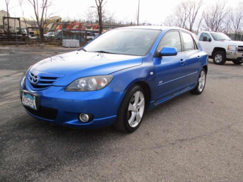 Used 2004 Mazda 3 1 CarSoup
