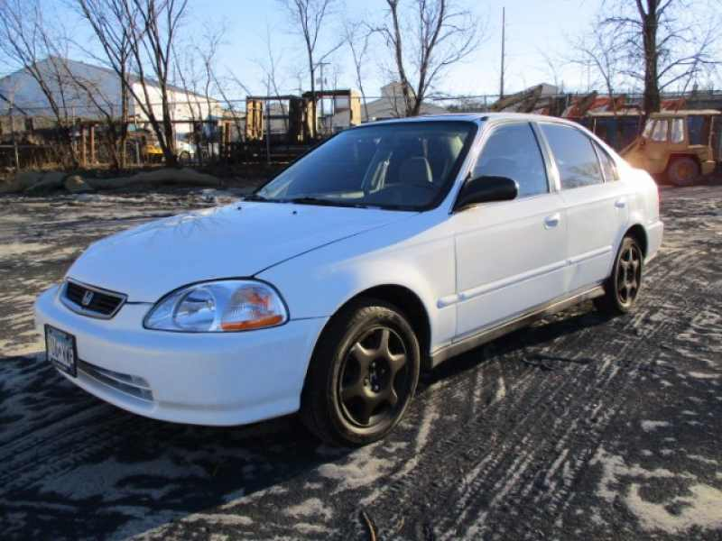 1998 Honda Civic EX Sedan 1 CarSoup