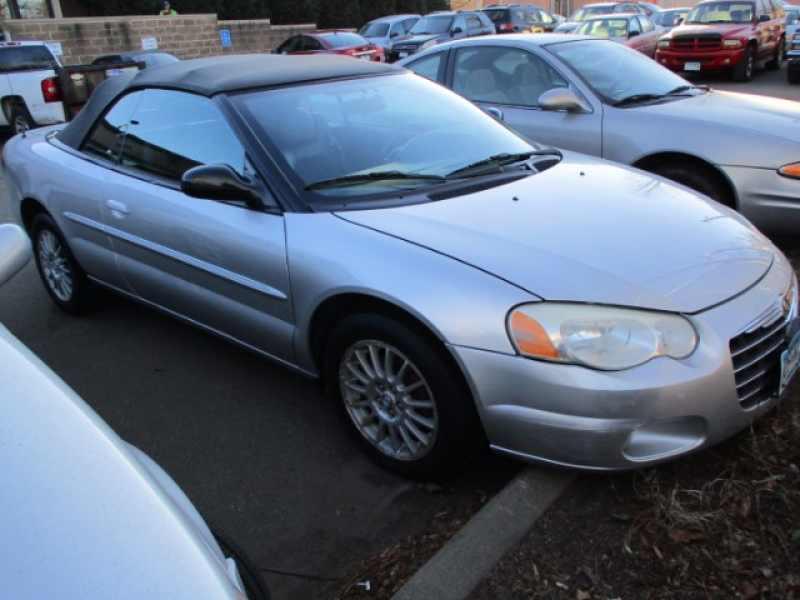 2004 Chrysler Sebring Touring 1 CarSoup