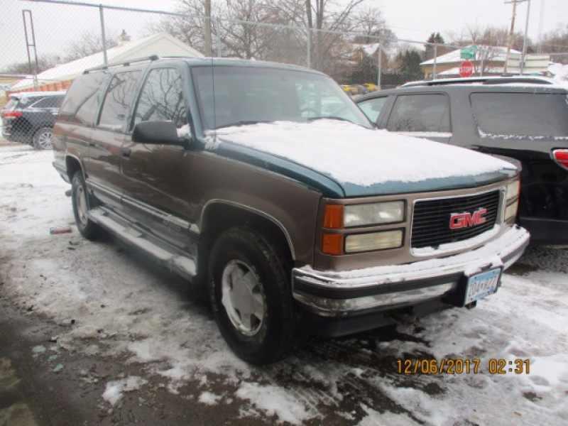 1995 GMC Suburban 1500 1 CarSoup