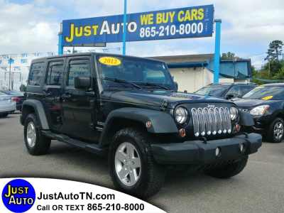 Used Jeep Wrangler Cars For Sale Near Knoxville Tn Carsoup