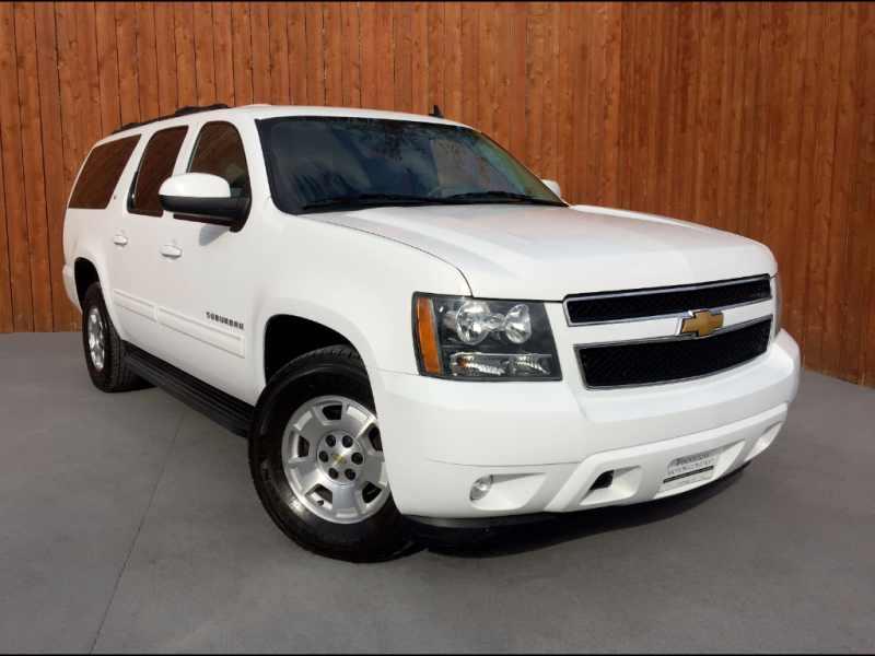 2014 Chevrolet Suburban Lt 1500 1 CarSoup