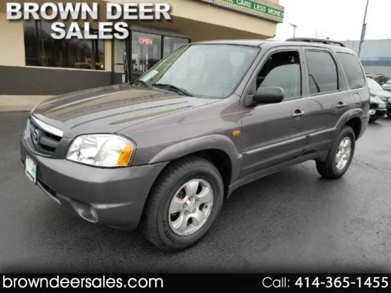 2003 Used Mazda Tribute LX $5,000 Near Milwaukee WI 53224 | Carsoup
