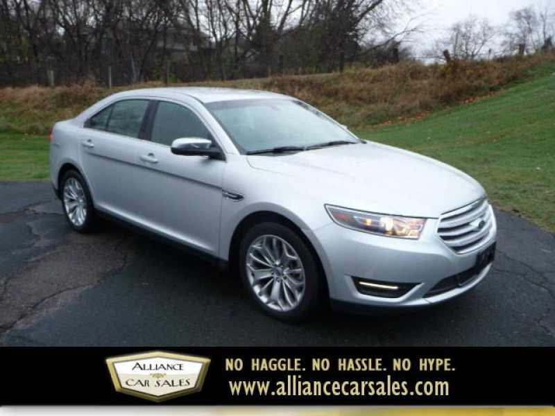 2015 Ford Taurus Limited 1 CarSoup