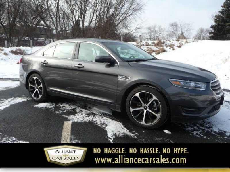 2015 Ford Taurus SEL 1 CarSoup