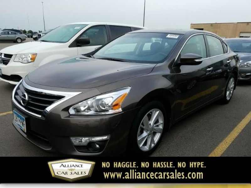2015 Nissan Altima 2.5 Sv 1 CarSoup