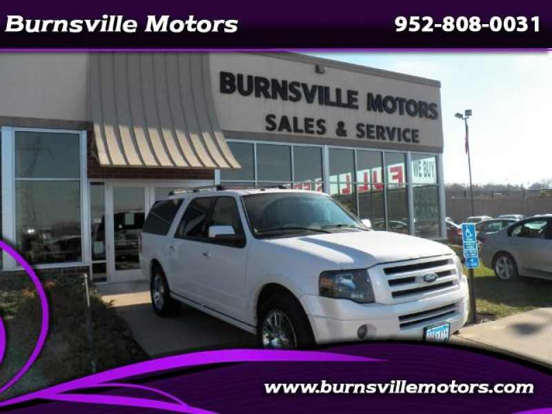 2010 Ford Expedition EL Limited 1 CarSoup