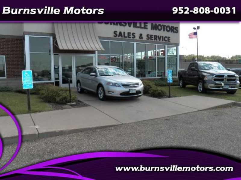2011 Ford Taurus SEL 1 CarSoup