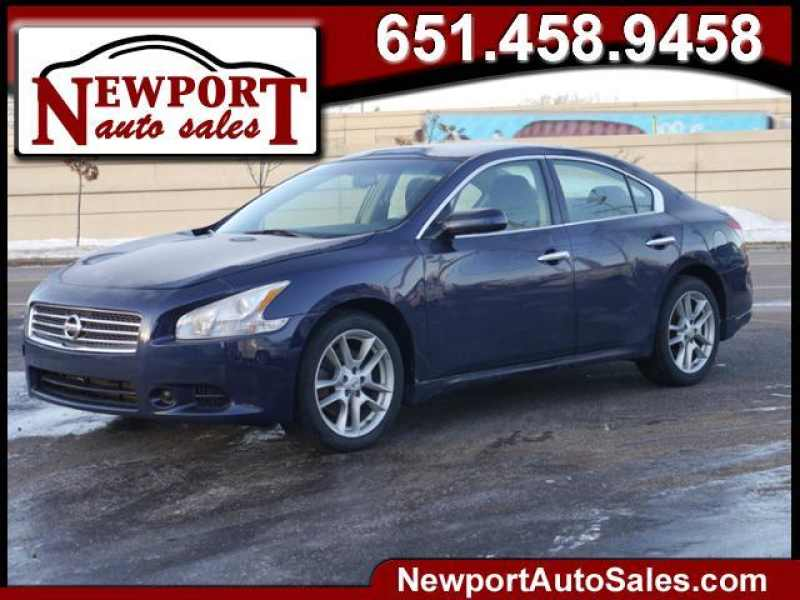 2011 Nissan Maxima 3.5 S 1 CarSoup