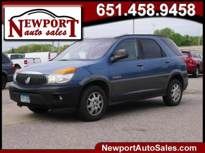 2002 Buick Rendezvous CX 2WD 1 CarSoup