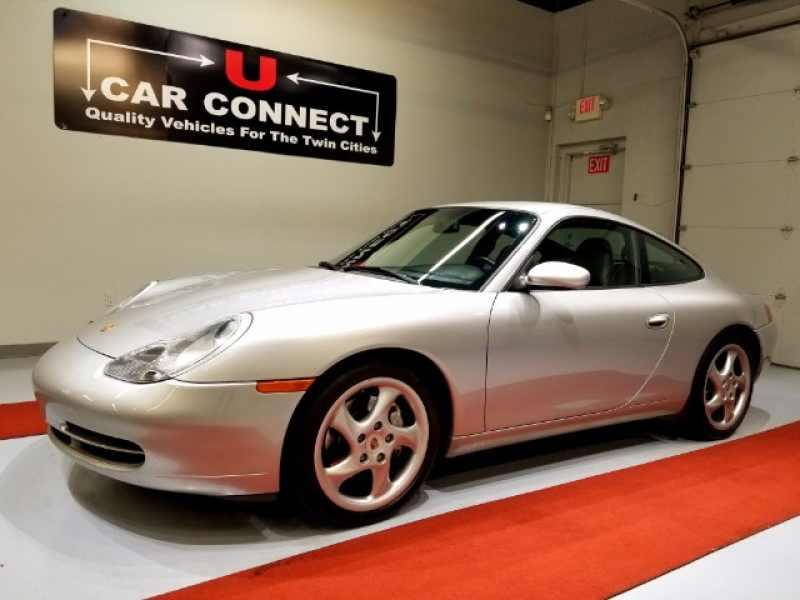 2001 Porsche 911 Carrera 1 CarSoup