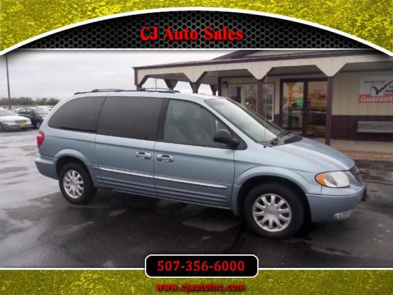 2003 Chrysler Town and Country LXI 1 CarSoup