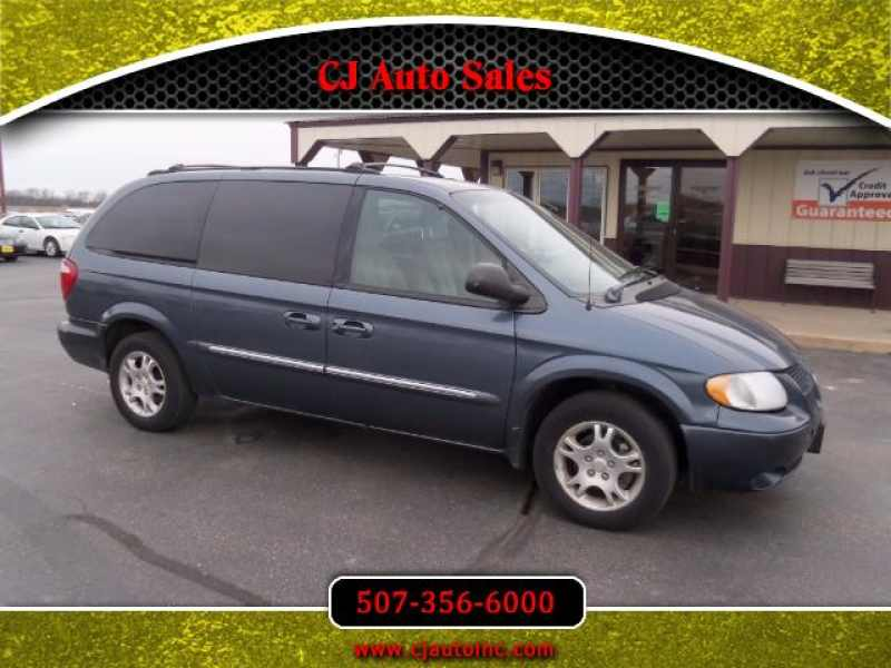 2002 Dodge Grand Caravan ES 1 CarSoup