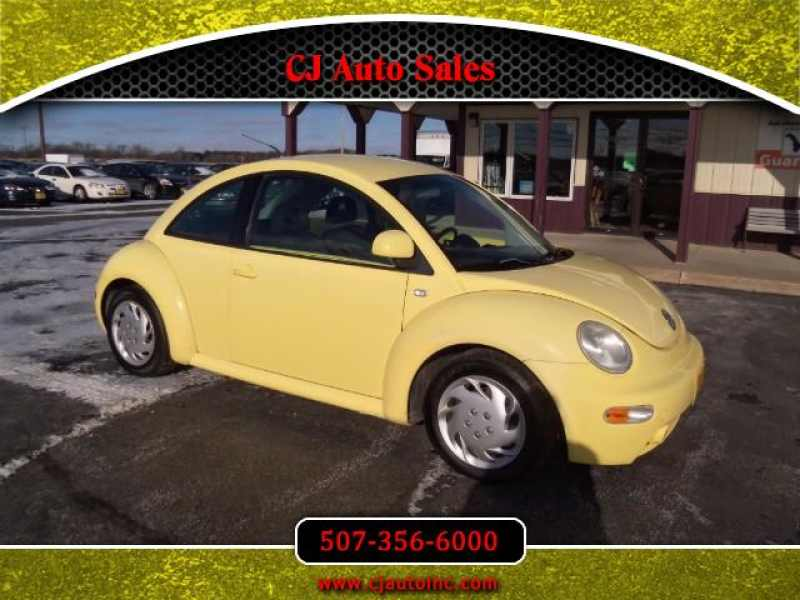 Used 2000 Volkswagen NEW Beetle 6 CarSoup