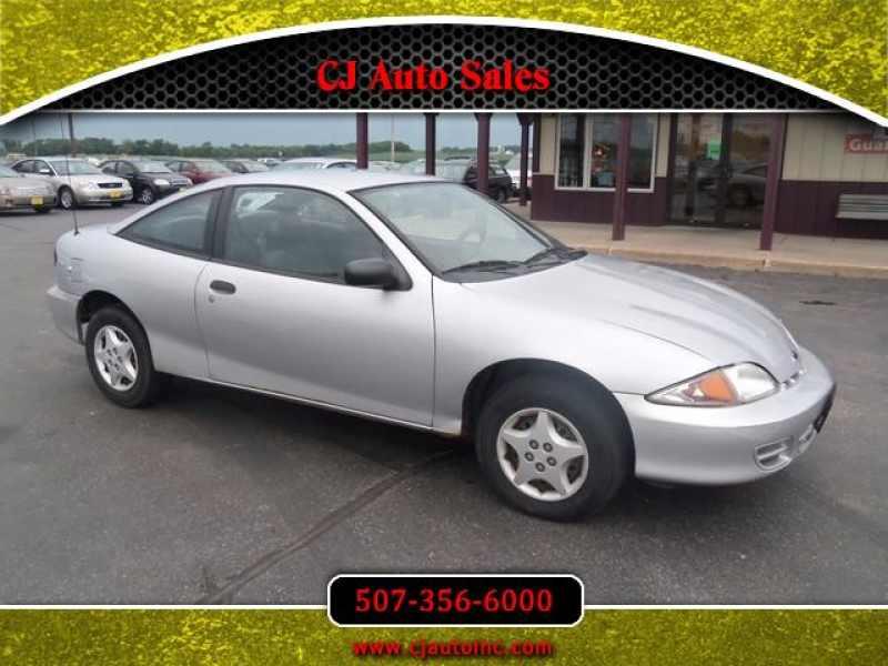 2001 Chevrolet Cavalier Base 1 CarSoup
