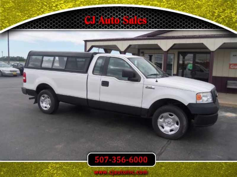 2005 Ford F-150 XL 1 CarSoup