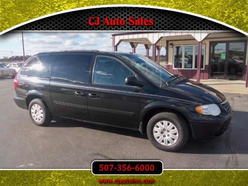 2007 Chrysler Town and Country LX 1 CarSoup