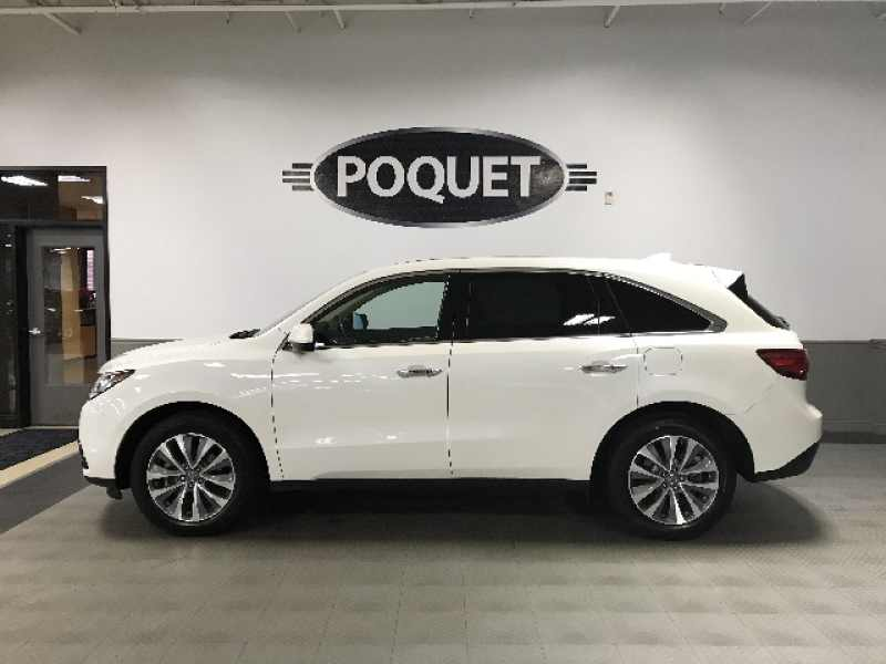 2016 Acura MDX 9-Spd AT SH-AWD w/Tech & AcuraWatch Plus 1 CarSoup