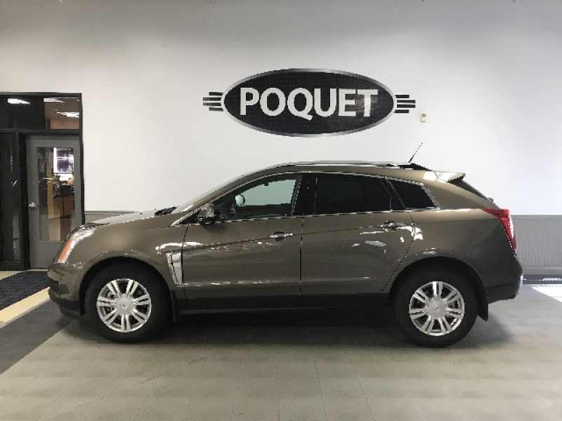 2014 Cadillac SRX Luxury Collection AWD 1 CarSoup