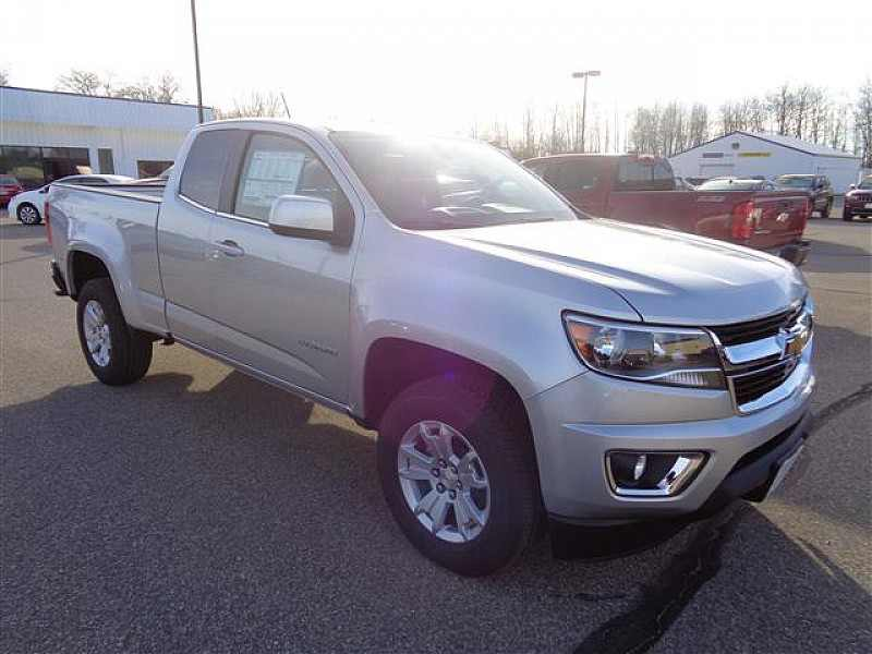 New 2018 Chevrolet Colorado 5 CarSoup