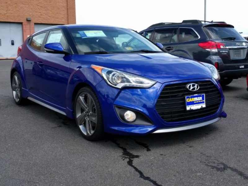 2013 Hyundai Veloster Turbo 1 CarSoup