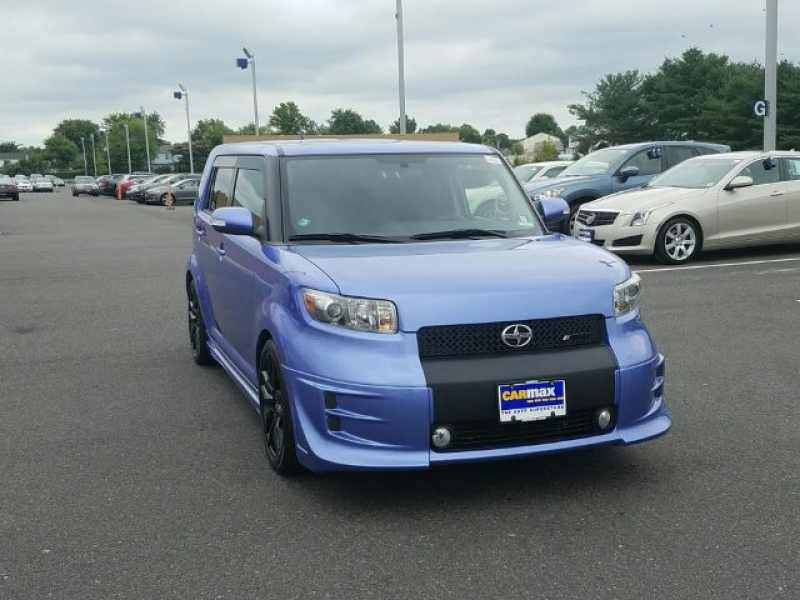 2010 Scion XB Base 1 CarSoup