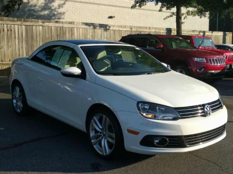 2012 Volkswagen EOS Executive Sulev 1 CarSoup