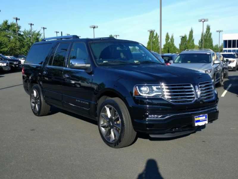 2017 Lincoln Navigator L Reserve 1 CarSoup