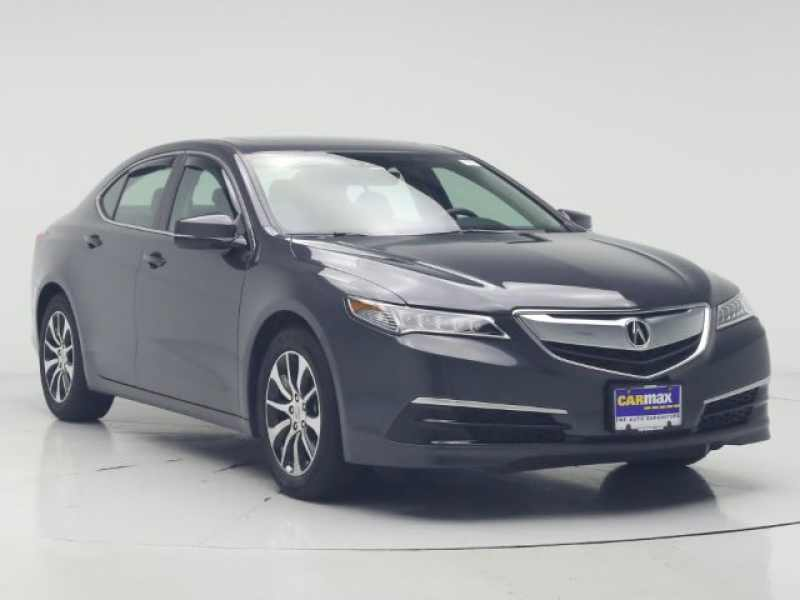 2016 Acura TLX Technology Package 1 CarSoup